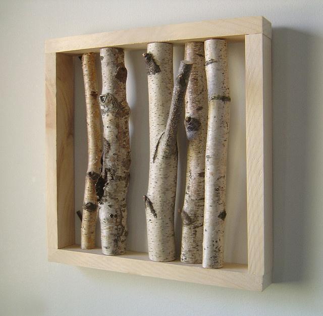 brzozowy obraz drewniane inspiracje diy eco manufaktura