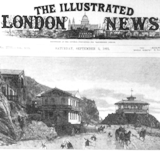CHILE CRONICAS DIARIO LONDON NEWS 1856-1891