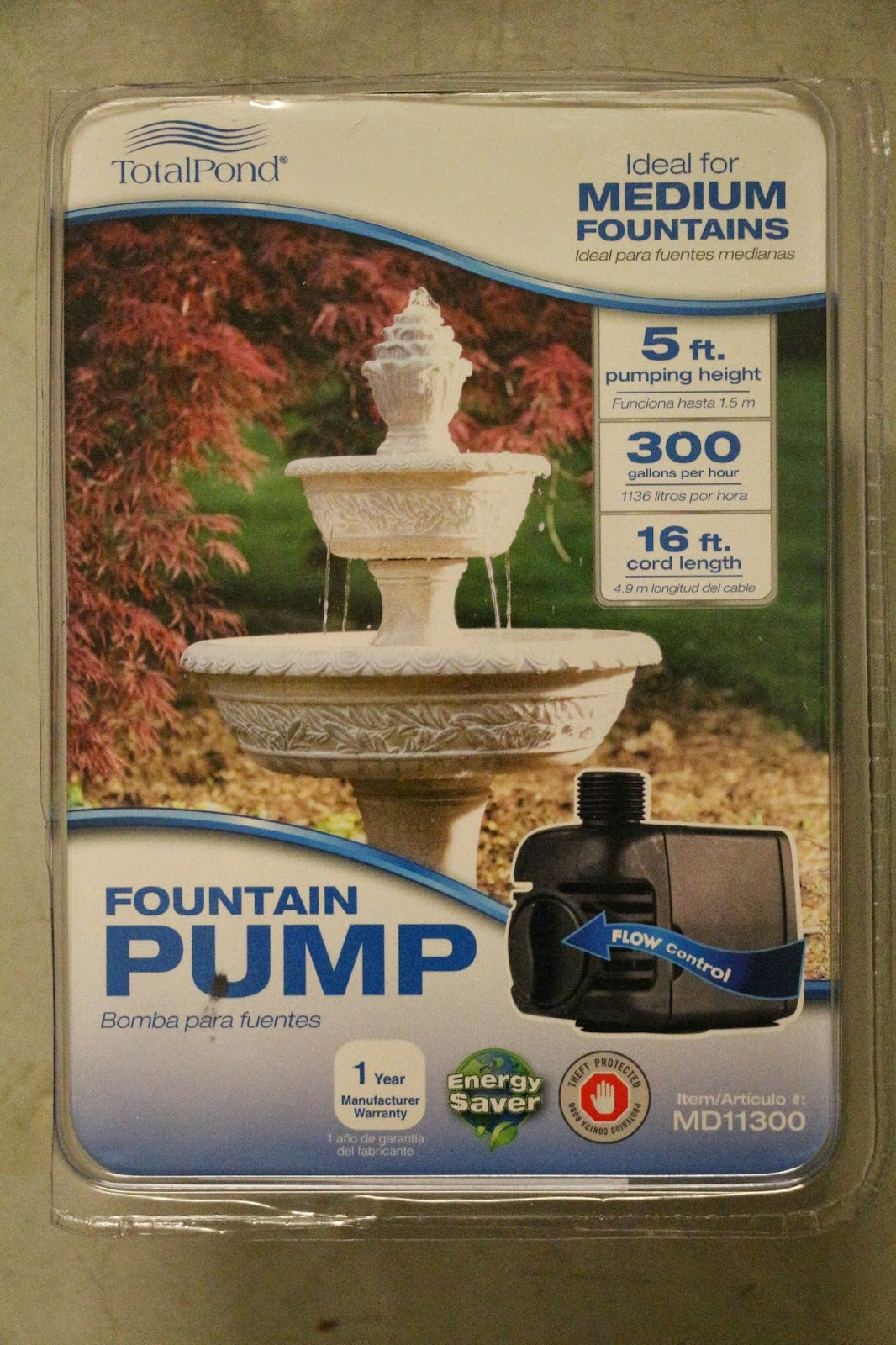 home depot garden fountain pump, fountain pump, home depot fountain pump