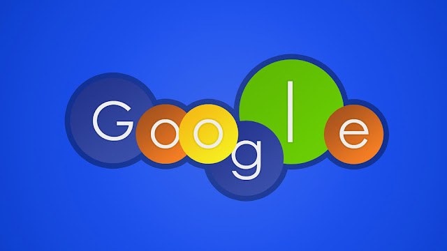 Google Colourful HD Wallpaper