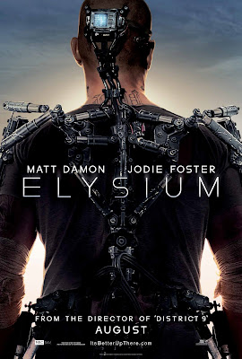Elysium: Poster | A Constantly Racing Mind