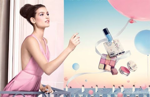 Lancome From Paris with Love Spring 2016 Collection