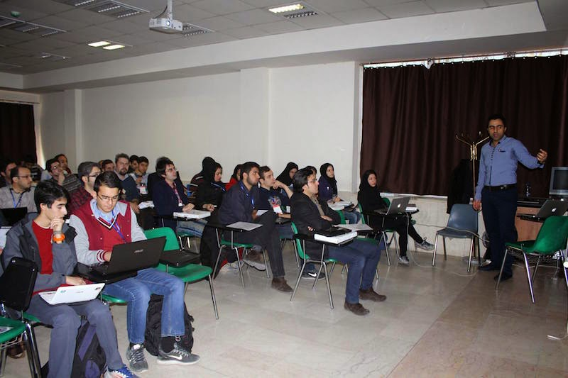 Saeid Zebardast - MySQL and Java workshop