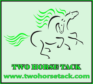 TWO HORSE TACK PLATINUM LEVEL SPONSOR