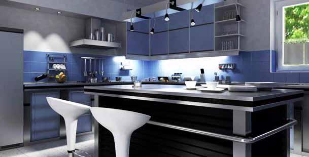 dapur rumah modern minimalis tren desain dapur terkini