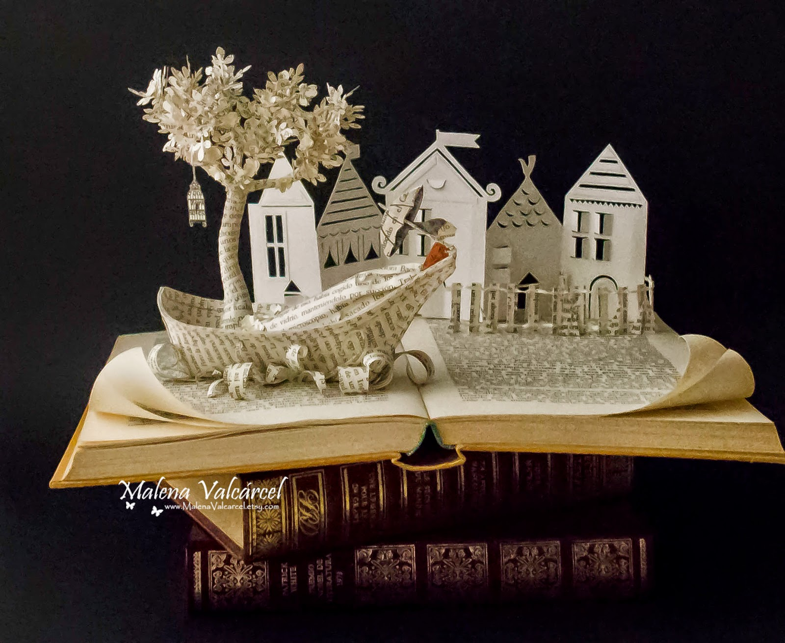 the-art-with-books