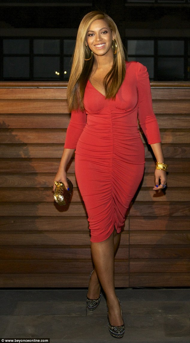 Hello Celebrity: Crazy in shape! Beyoncé showcases her ...