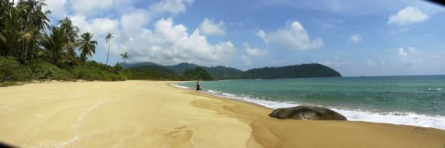 Juara Beach, Tioman Island - Malaysia