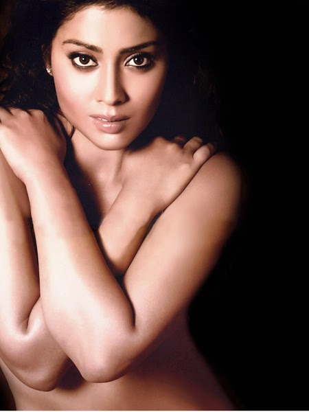 shriya saran topless photo