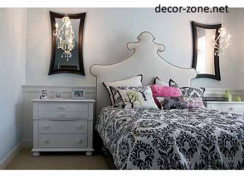 bedroom wall mirrors frame