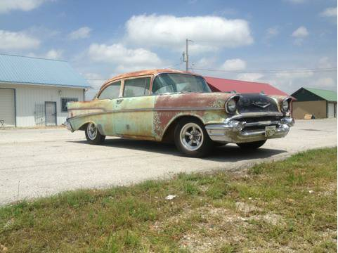 Webb Chevrolet >> Daily Turismo: 10k: Ubiquitous Hot Rod: 1957 Chevy, Some Assy Required
