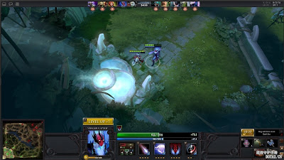 DotA 2 vengeful spirit