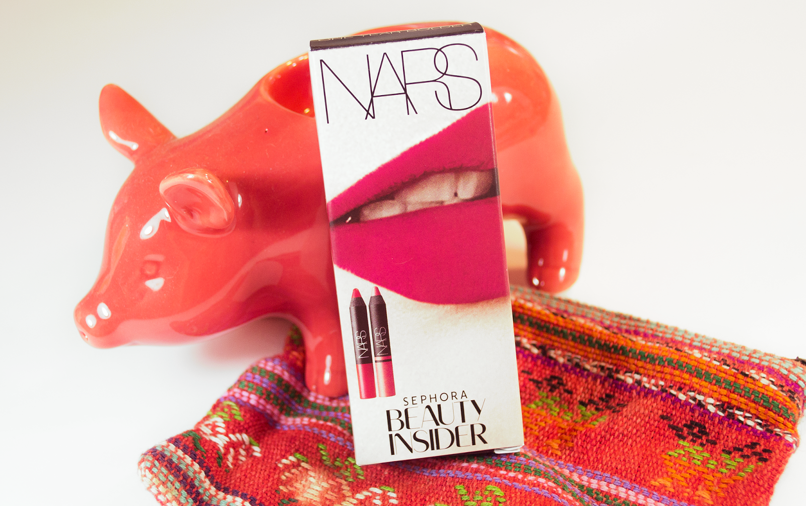 NARS Lip Pencil Duo
