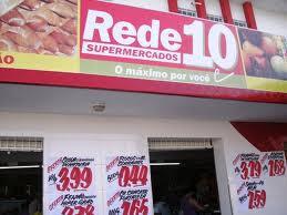 """MERCADINHO """"O ESQUINÃO"""" REDE  10 SUPERMECADOS"""