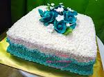 Kek Hantaran Buttercream dari RM90