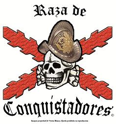 RAZA DE CONQUISTADORES