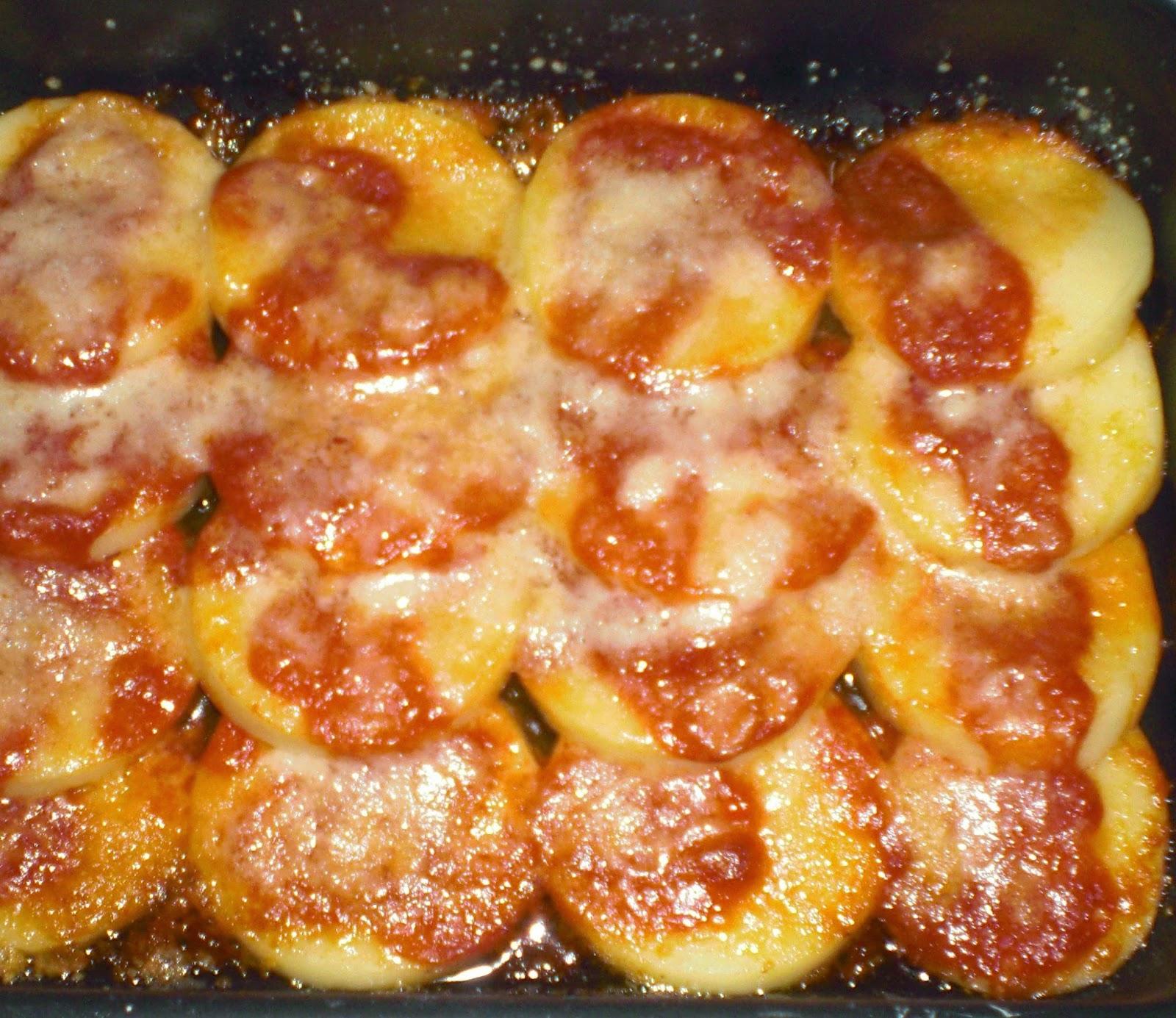 Anna in casa ricette e non solo gnocchi alla romana con - Come cucinare gnocchi alla romana ...