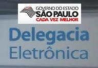 Boletim Ocorrência SP internet