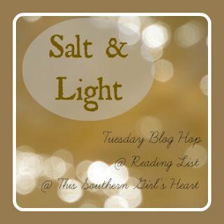 Salt & Light link up  {Reading List}