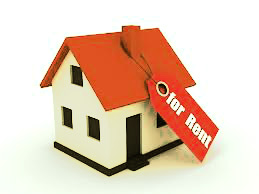 for Rent tag Control India Maharashtra Act red house