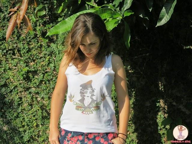 Blusa Feminina Redley