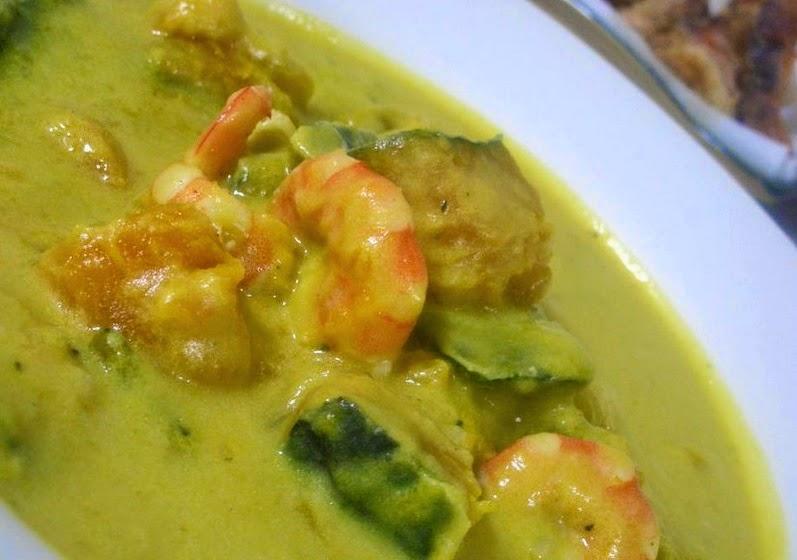 ginataang kalabasa filipino food recipe