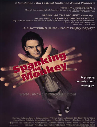 Ver Secretos íntimos (Spanking the Monkey) (1994) Online