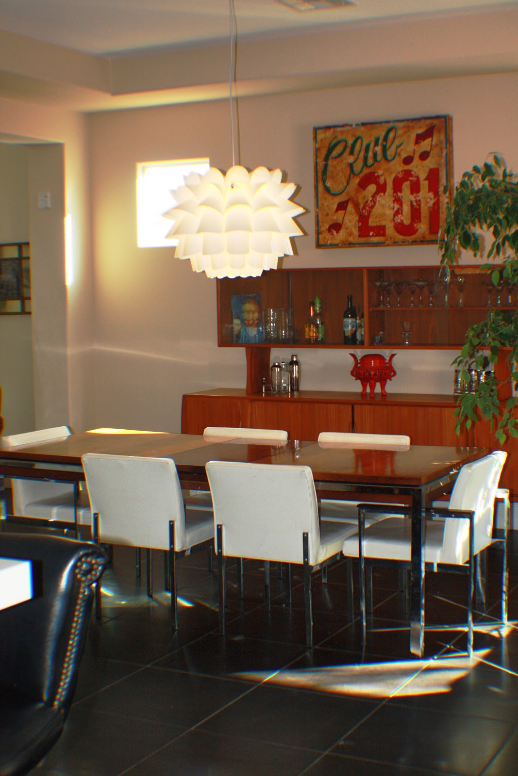 Dining Table On Craigslist Mid Century Wooden Cantilever Chair