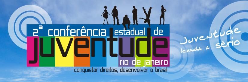 Conferência Estadual de Juventude - Rio de Janeiro
