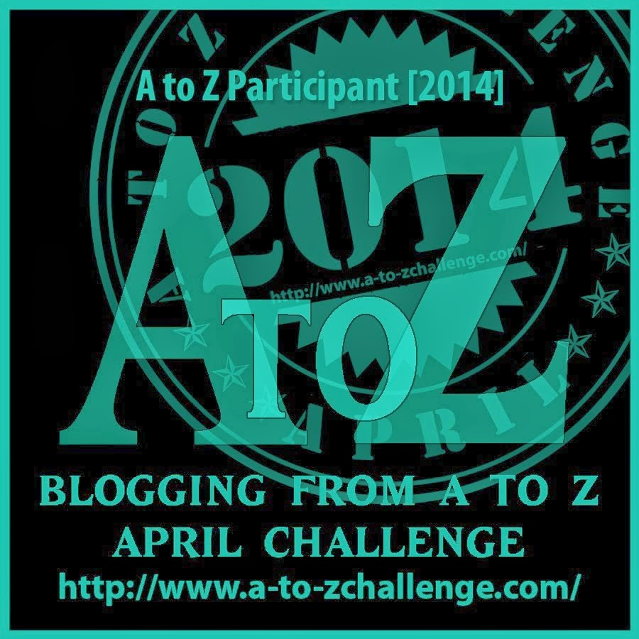 A To Z April Blog Challenge