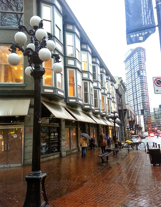 Exploring Vancouver, British Columbia, Canada | Em Then Now When