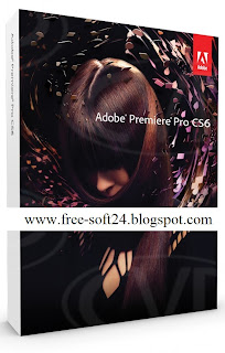 Adobe Premiere Pro CS6, 7, 8, 9, Cover, Logo, Image, Photo, CD, DVD