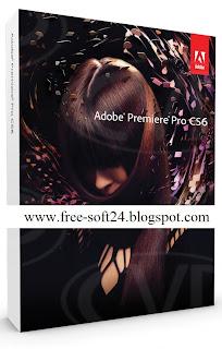 Adobe Premiere Pro CS6, 7, 8, 9, Cover, Logo, Image, Photo, CD, DVD