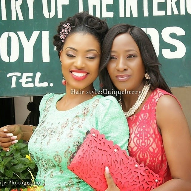 ireti doyle daughter wedding