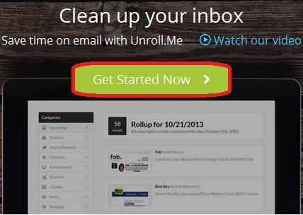 Clean up your inbox