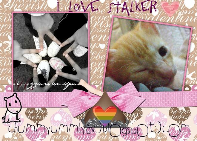 I LOVE STALKER !