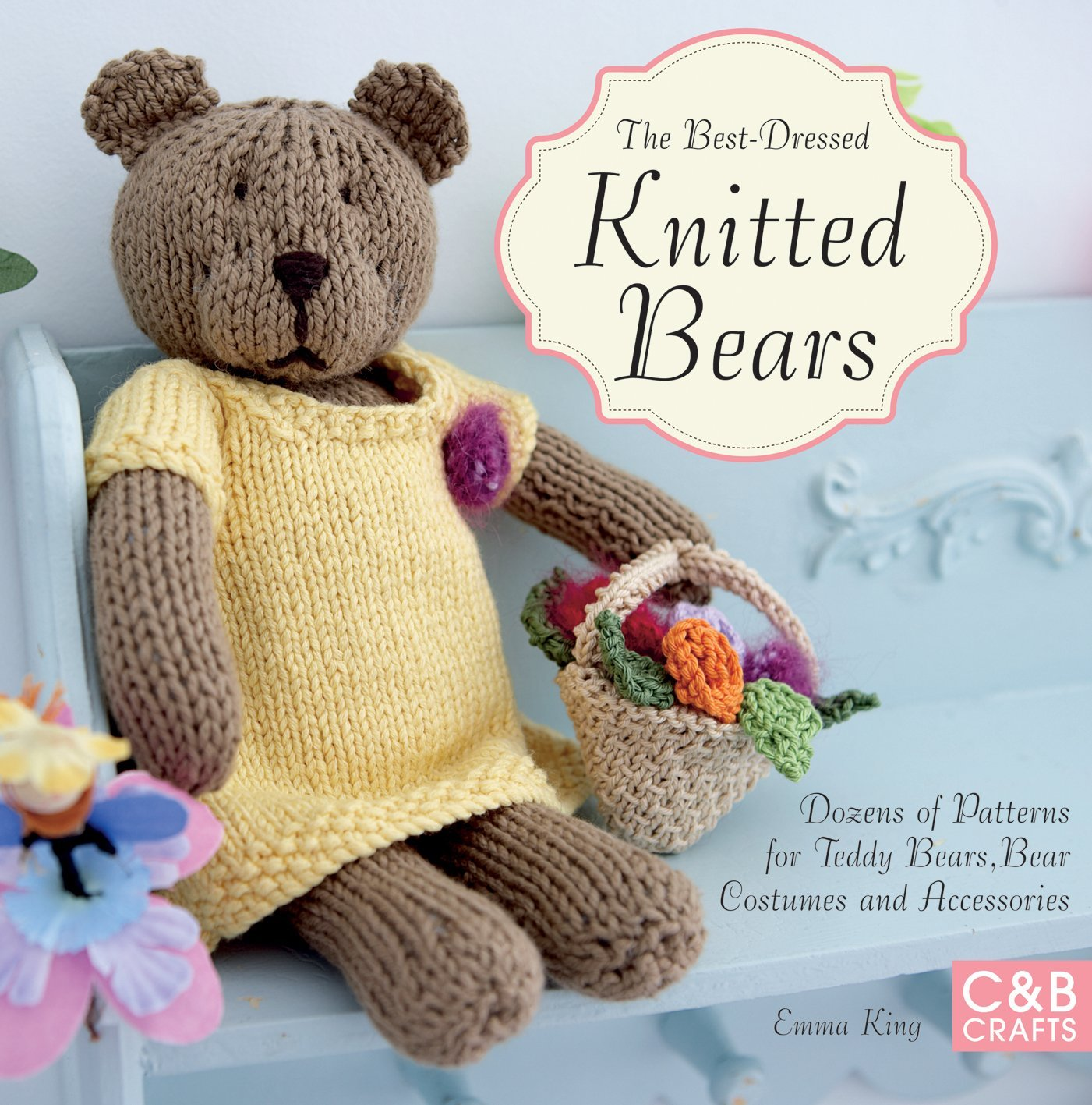 The Bookish Elf: The Best-Dressed Knitted Bears: Dozens of Patterns ...