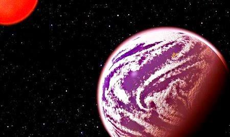 primer planeta con la misma masa que la tierra