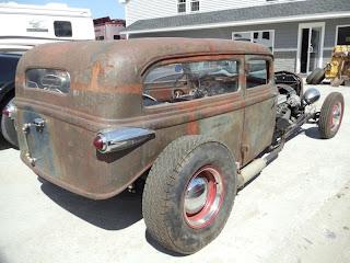 American rat rod cars trucks for sale september 2013 for 1933 plymouth 4 door sedan for sale