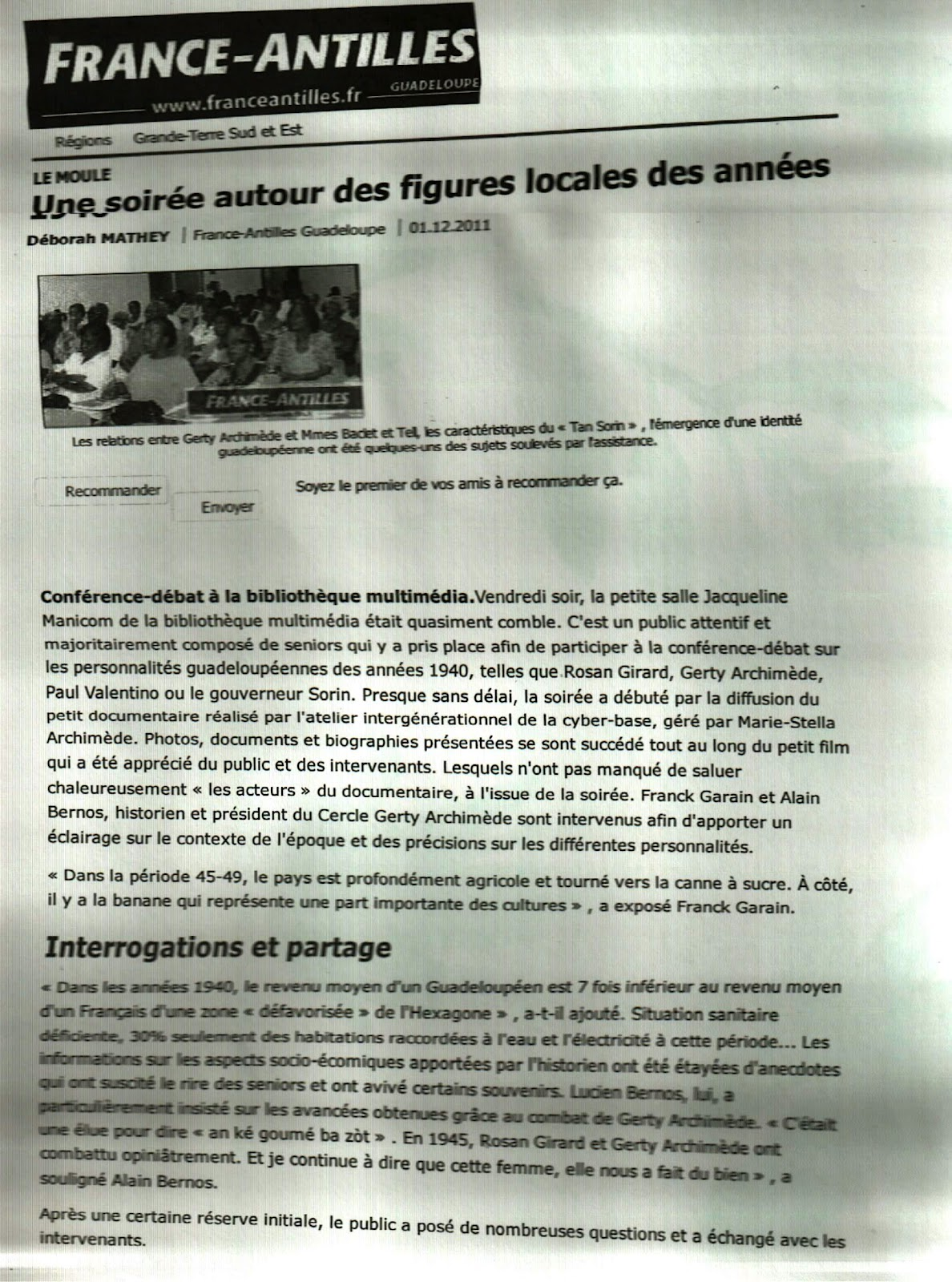 rencontre cyber base 2012 Aulnay-sous-Bois