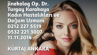 Kürtaj Ankara