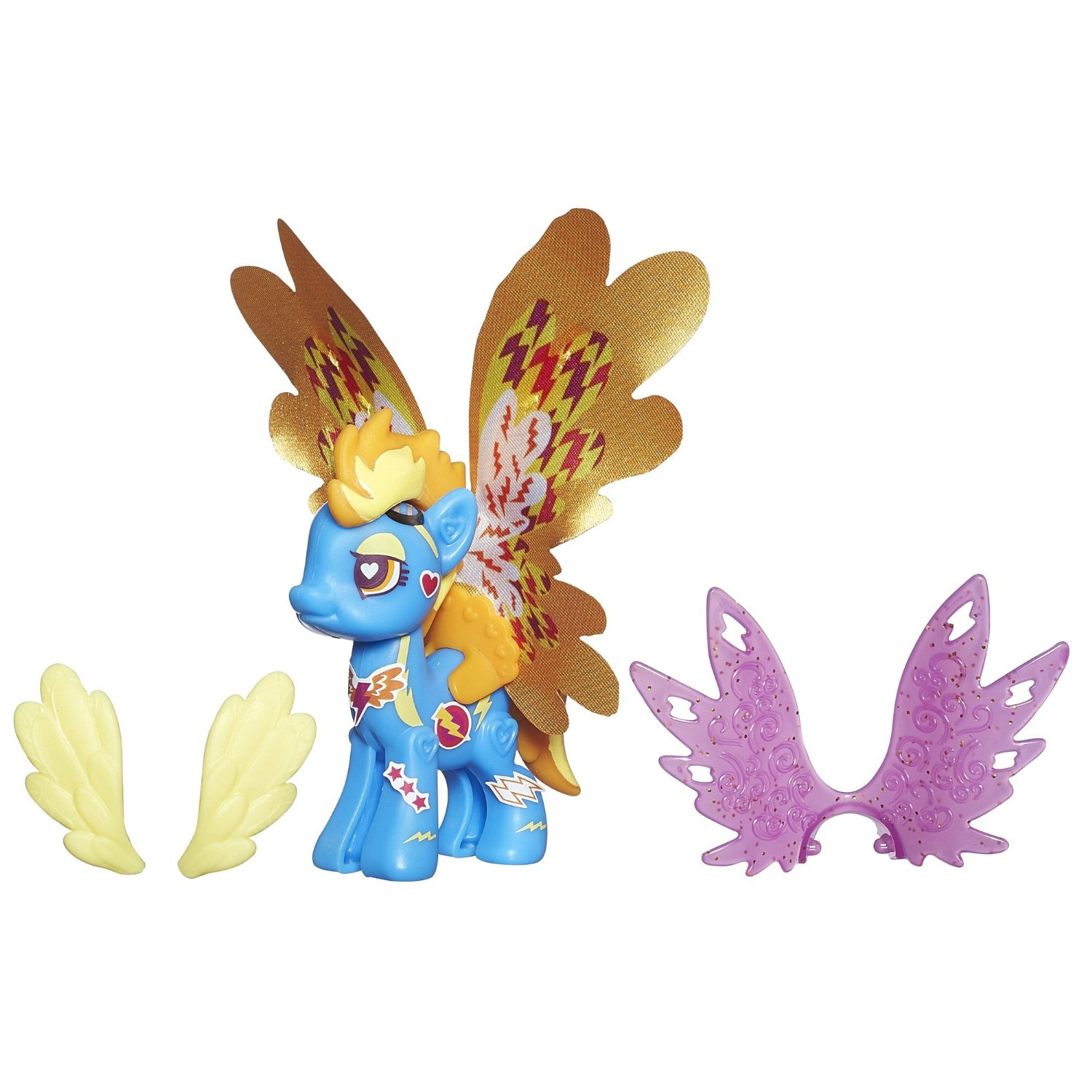 MLP POP Spitfire Wings Kit