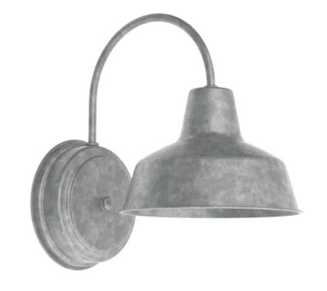 Copy Cat Chic: Barn Lighting Electric Austin Wall Sconce
