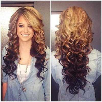 Beautiful Different Hairstyles For Long Hair Contemporary - Styles ...