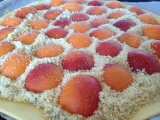 L'Abricot dans tous ses états #3 : La tarte fine