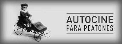 Autocine para peatones