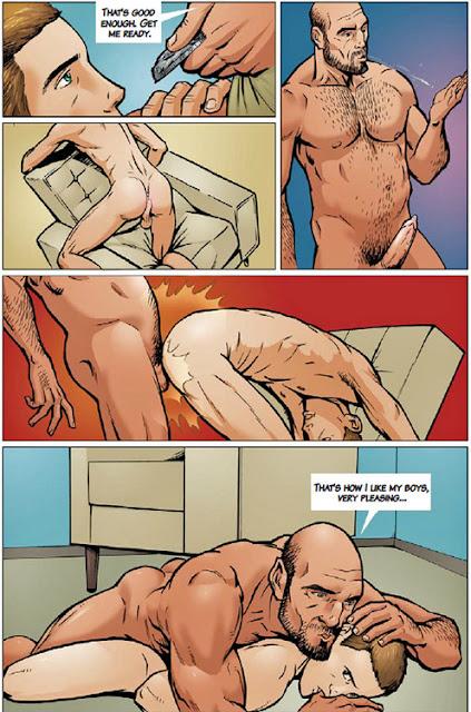 Boys in self bondage in underwear gay 7