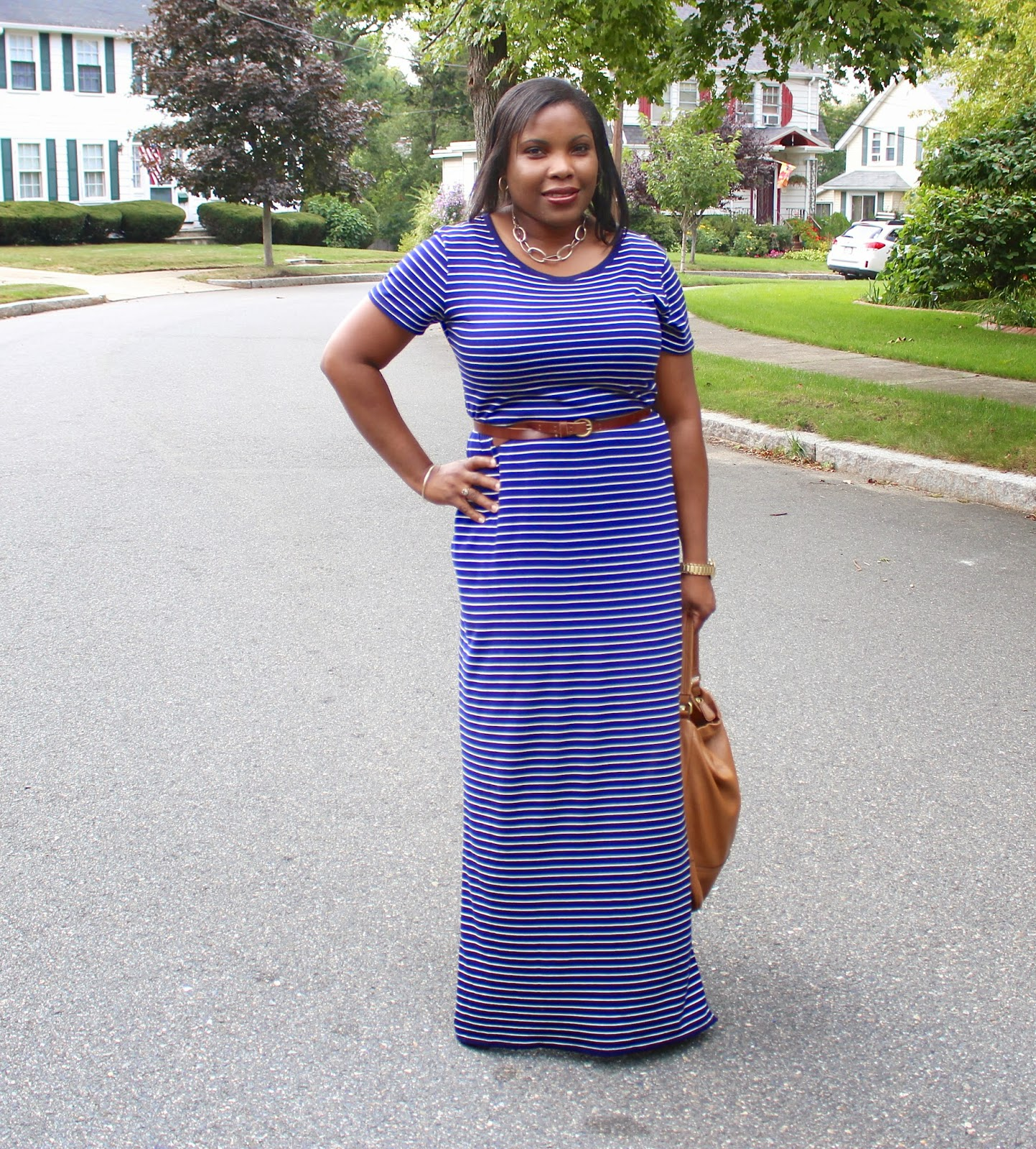 shoes to wear with maxi, merona Target maxi dress