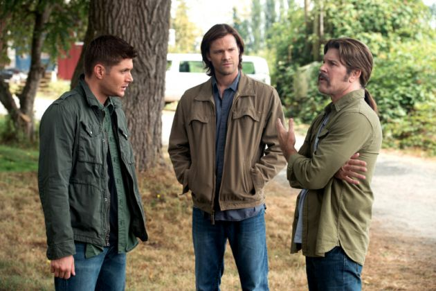 Recap/review of Supernatural 9x07 'Bad Boys' by freshfromthe.com