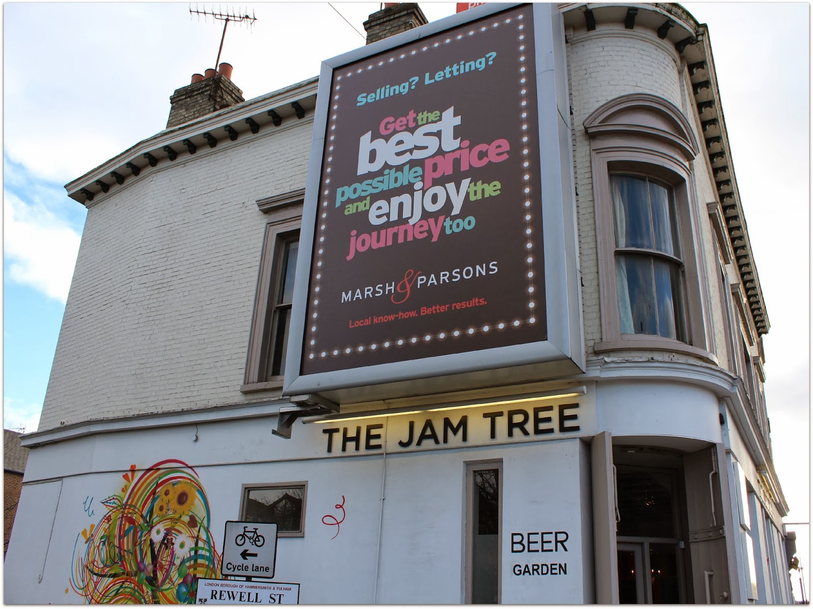 The Jam Tree